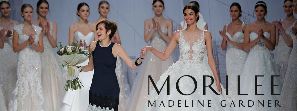 Madeline Gardner for Morilee Bridal Gowns