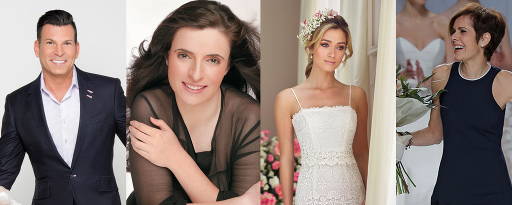 All Dressed Up Bridal Gowns from David Tutera, Sophia Tolli, Enchanting (Mon Cheri) & Morilee (including Blu, Voyage & Julietta)