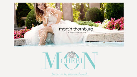 Martin Thornburg - Mid-range Priced Wedding Gown