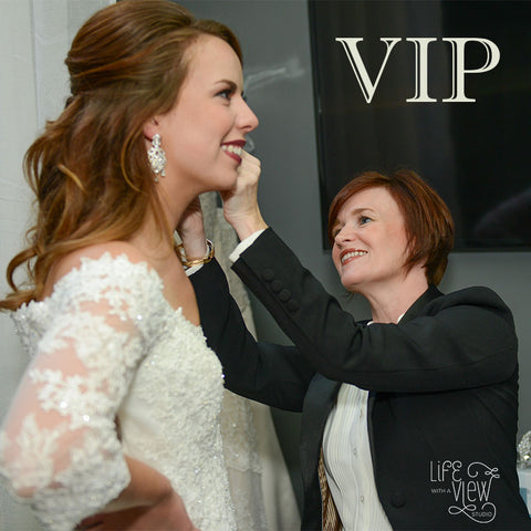 VIP Bridal Appointments