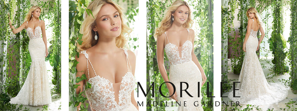 Morilee Bridal Gowns / Wedding Dresses sold by Chattanooga's Bridal Shop, All Dressed Up, Hixson, TN