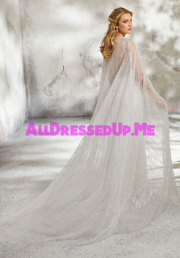 ML Accessories - 11291 - All Dressed Up, Bridal Cape