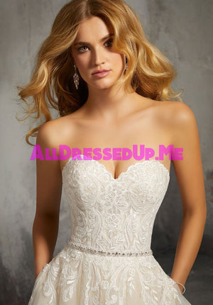 ML Accessories - 11292 - All Dressed Up, Bridal Belt
