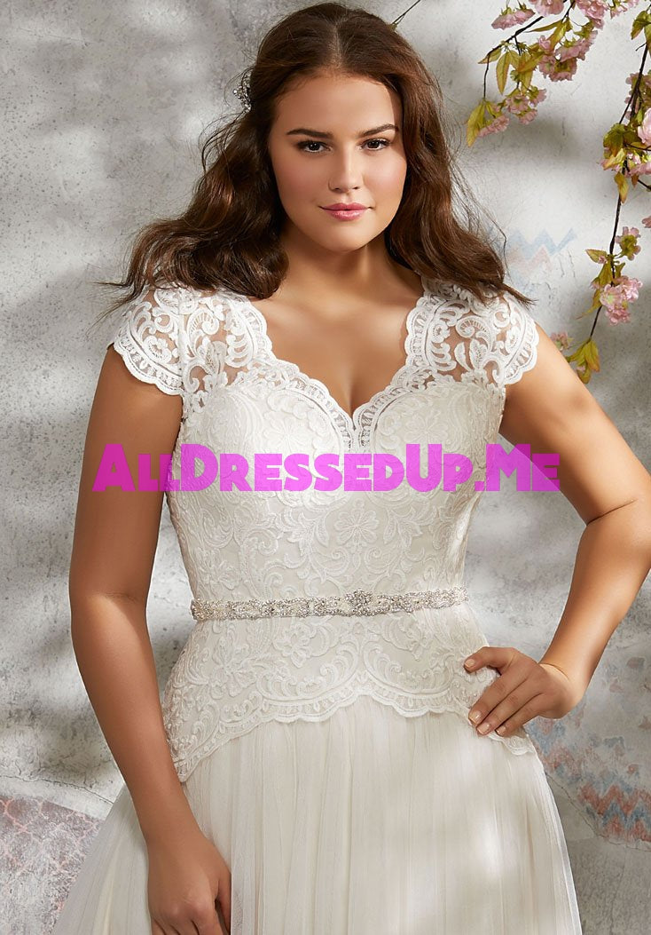ML Accessories - 11298 - All Dressed Up, Bridal Belt