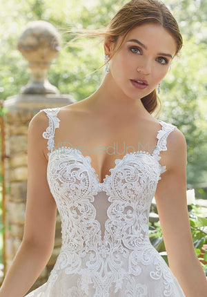 ML Accessories - 11304 - All Dressed Up, Bridal Cap Sleeves