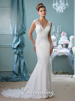 Last 2 Dresses In Stock; Sizes: 10 & 16, Color of Both: Ivory - Enchanting - 116132 - All Dressed Up - Bridal Prom Tuxedo - - Wedding Gowns Dresses Chattanooga Hixson Shops Boutiques Tennessee TN Georgia GA MSRP Lowest Prices Sale Discount
