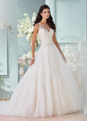 Last Dress In Stock; Size: 14, Color: Ivory - Martin Thornburg - Adena - 116221 - All Dressed Up - Bridal Prom Tuxedo - 14 - Wedding Gowns Dresses Chattanooga Hixson Shops Boutiques Tennessee TN Georgia GA MSRP Lowest Prices Sale Discount
