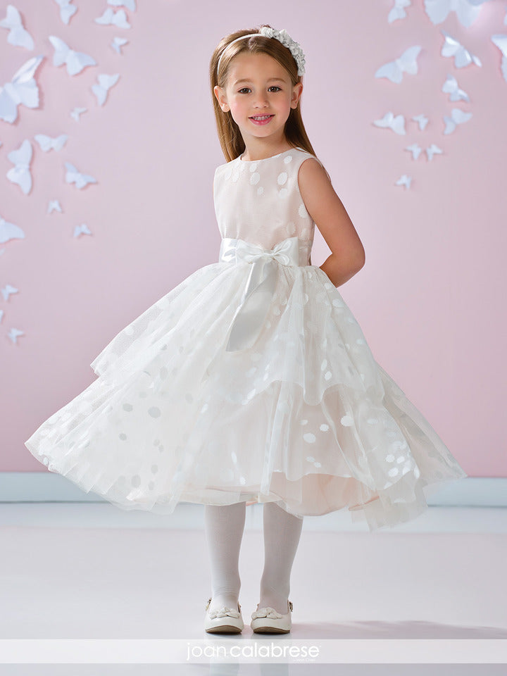 Last Dress In Stock; Size: 4, Color: Ivory - Joan Calabrese - 117348