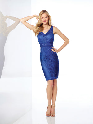 Last Dress In Stock; Size: 10, Color: Royal Blue - Social Occasions - 117822