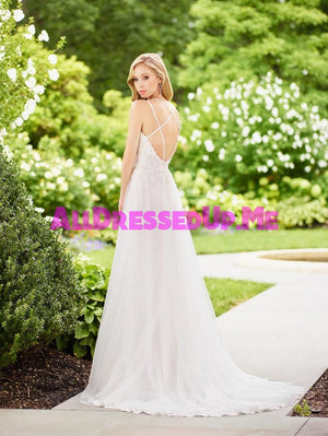 Enchanting - 118131 - 118131W - All Dressed Up, Bridal Gown - Mon Cheri - - Wedding Gowns Dresses Chattanooga Hixson Shops Boutiques Tennessee TN Georgia GA MSRP Lowest Prices Sale Discount