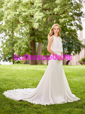 Enchanting - 118135 - 118135W - All Dressed Up, Bridal Gown - Mon Cheri - - Wedding Gowns Dresses Chattanooga Hixson Shops Boutiques Tennessee TN Georgia GA MSRP Lowest Prices Sale Discount