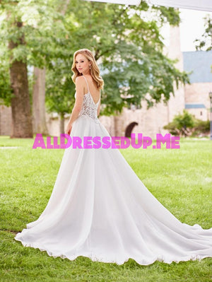 Enchanting - 118137 - 118137W - All Dressed Up, Bridal Gown - Mon Cheri - - Wedding Gowns Dresses Chattanooga Hixson Shops Boutiques Tennessee TN Georgia GA MSRP Lowest Prices Sale Discount
