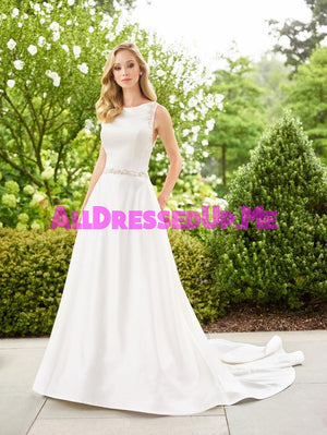 Enchanting - 118140 - 118140W - All Dressed Up, Bridal Gown - Mon Cheri - - Wedding Gowns Dresses Chattanooga Hixson Shops Boutiques Tennessee TN Georgia GA MSRP Lowest Prices Sale Discount