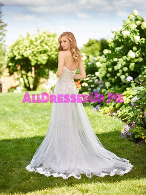 Enchanting - 118154 - 118154W - All Dressed Up, Bridal Gown - Mon Cheri - - Wedding Gowns Dresses Chattanooga Hixson Shops Boutiques Tennessee TN Georgia GA MSRP Lowest Prices Sale Discount