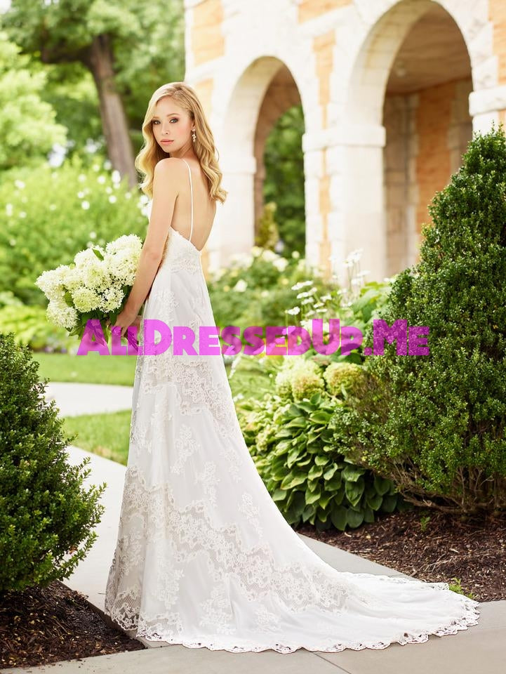 Enchanting - 118155 - All Dressed Up, Bridal Gown - Mon Cheri - - Wedding Gowns Dresses Chattanooga Hixson Shops Boutiques Tennessee TN Georgia GA MSRP Lowest Prices Sale Discount