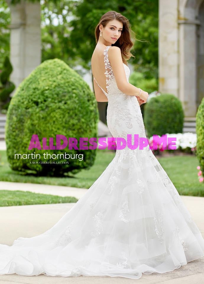 Martin Thornburg - Aria - 118251 - 118251W - All Dressed Up, Bridal Gown - Mon Cheri - - Wedding Gowns Dresses Chattanooga Hixson Shops Boutiques Tennessee TN Georgia GA MSRP Lowest Prices Sale Discount