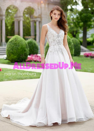 Martin Thornburg - Melody - 118253 - 118253W - All Dressed Up, Bridal Gown - Mon Cheri - - Wedding Gowns Dresses Chattanooga Hixson Shops Boutiques Tennessee TN Georgia GA MSRP Lowest Prices Sale Discount