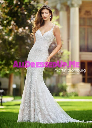Martin Thornburg - Talea - 118259 - 118259W - All Dressed Up, Bridal Gown - Mon Cheri - - Wedding Gowns Dresses Chattanooga Hixson Shops Boutiques Tennessee TN Georgia GA MSRP Lowest Prices Sale Discount