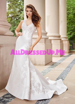 Martin Thornburg - Cadenza - 118262 - 118262W - All Dressed Up, Bridal Gown - Mon Cheri - - Wedding Gowns Dresses Chattanooga Hixson Shops Boutiques Tennessee TN Georgia GA MSRP Lowest Prices Sale Discount