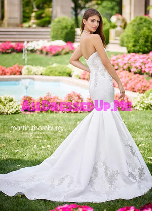 Martin Thornburg - Calliope - 118265 - All Dressed Up, Bridal Gown - Mon Cheri - - Wedding Gowns Dresses Chattanooga Hixson Shops Boutiques Tennessee TN Georgia GA MSRP Lowest Prices Sale Discount