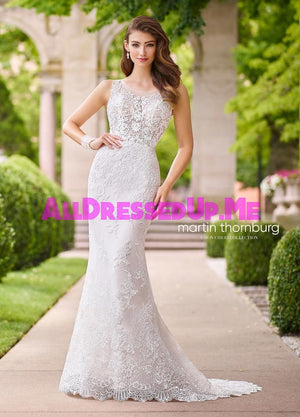 Martin Thornburg - Nera - 118266 -118266W - All Dressed Up, Bridal Gown - Mon Cheri - - Wedding Gowns Dresses Chattanooga Hixson Shops Boutiques Tennessee TN Georgia GA MSRP Lowest Prices Sale Discount