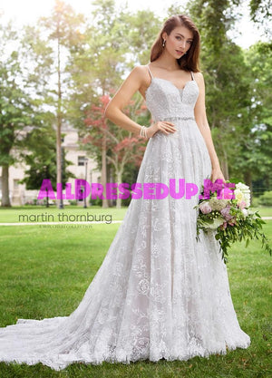 Martin Thornburg - Toccata - 118268 - 118268W - All Dressed Up, Bridal Gown - Mon Cheri - - Wedding Gowns Dresses Chattanooga Hixson Shops Boutiques Tennessee TN Georgia GA MSRP Lowest Prices Sale Discount