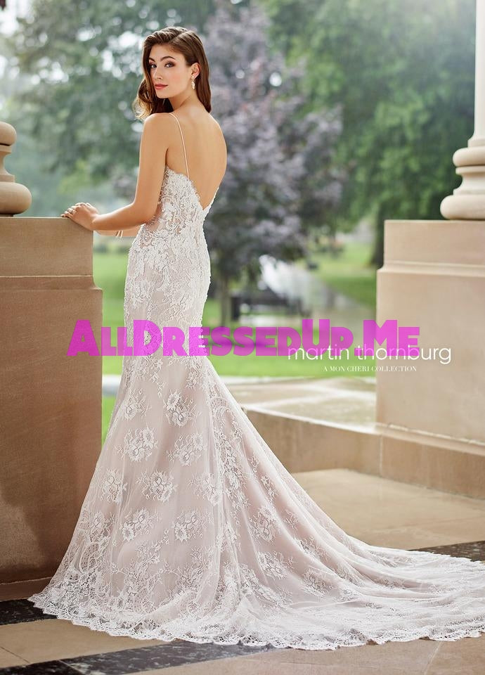 Martin Thornburg - Cabaletta - 118270 - 118270W - All Dressed Up, Bridal Gown - Mon Cheri - - Wedding Gowns Dresses Chattanooga Hixson Shops Boutiques Tennessee TN Georgia GA MSRP Lowest Prices Sale Discount