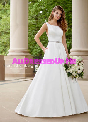 Martin Thornburg - Symphony - 118271 - 118271W - All Dressed Up, Bridal Gown - Mon Cheri - - Wedding Gowns Dresses Chattanooga Hixson Shops Boutiques Tennessee TN Georgia GA MSRP Lowest Prices Sale Discount