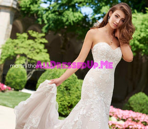 Martin Thornburg - Fermata - 118272 - 118272W - All Dressed Up, Bridal Gown - Mon Cheri - - Wedding Gowns Dresses Chattanooga Hixson Shops Boutiques Tennessee TN Georgia GA MSRP Lowest Prices Sale Discount