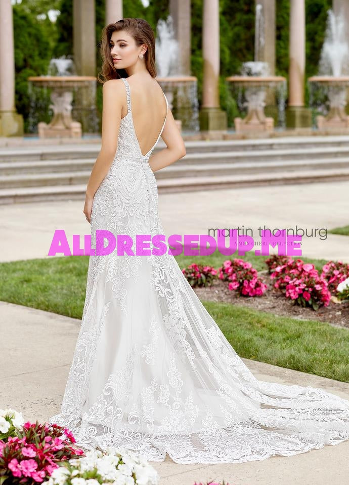 Martin Thornburg - Arietta - 118274 - All Dressed Up, Bridal Gown - Mon Cheri - - Wedding Gowns Dresses Chattanooga Hixson Shops Boutiques Tennessee TN Georgia GA MSRP Lowest Prices Sale Discount