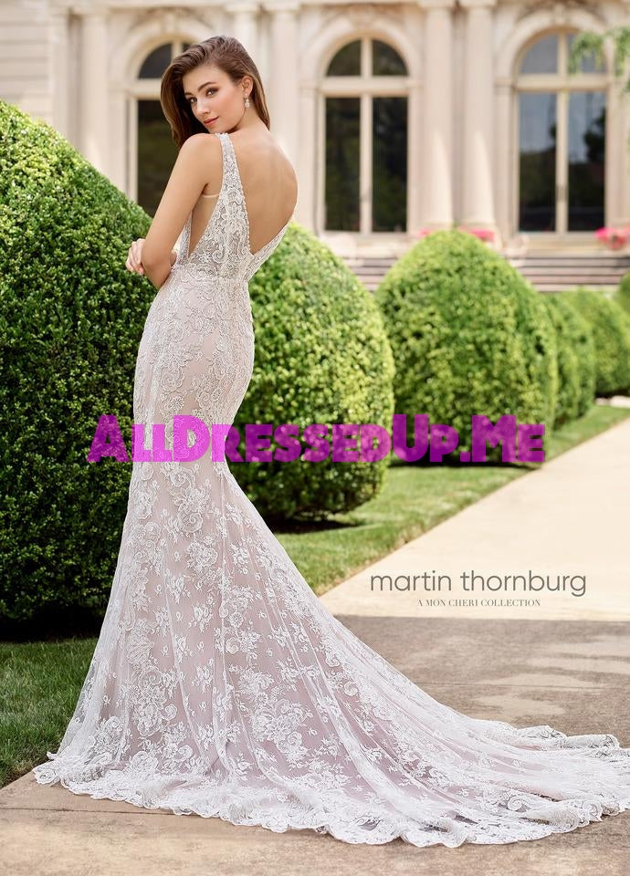 Martin Thornburg - Cappella - 118277 - All Dressed Up, Bridal Gown - Mon Cheri - - Wedding Gowns Dresses Chattanooga Hixson Shops Boutiques Tennessee TN Georgia GA MSRP Lowest Prices Sale Discount