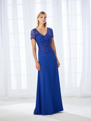 Last Dress In Stock; Size: 10, Color: Cafe - Cameron Blake - 118685