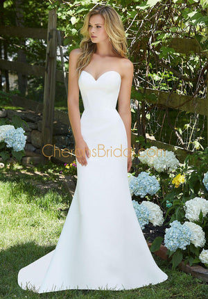 The Other White Dress - 12101 - Bailey - Cheron's Bridal, Wedding - Morilee - - Wedding Gowns Dresses Chattanooga Hixson Shops Boutiques Tennessee TN Georgia GA MSRP Lowest Prices Sale Discount