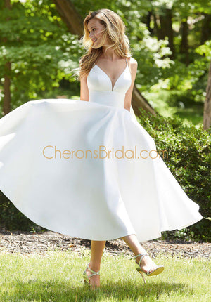 The Other White Dress - 12103 - Birdie - Cheron's Bridal, Wedding - Morilee - - Wedding Gowns Dresses Chattanooga Hixson Shops Boutiques Tennessee TN Georgia GA MSRP Lowest Prices Sale Discount
