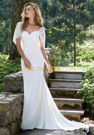 The Other White Dress - 12110 - Brianna - Cheron's Bridal, Wedding - Morilee - - Wedding Gowns Dresses Chattanooga Hixson Shops Boutiques Tennessee TN Georgia GA MSRP Lowest Prices Sale Discount