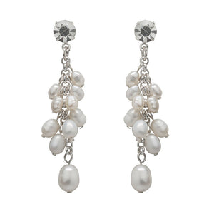 David Tutera Embellish - Lenore Dangle Earrings - All Dressed Up, Jewelry