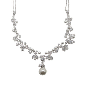 David Tutera Embellish - Meridian Necklace - All Dressed Up, Jewelry