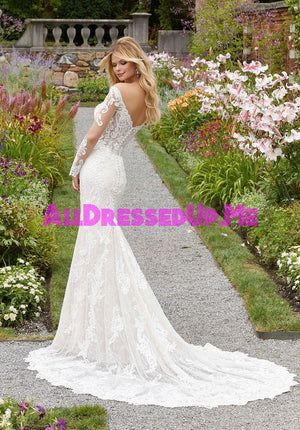 Morilee - Pura - 2032 - All Dressed Up, Bridal Gown - Morilee - - Wedding Gowns Dresses Chattanooga Hixson Shops Boutiques Tennessee TN Georgia GA MSRP Lowest Prices Sale Discount