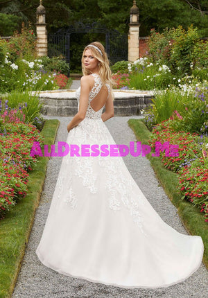 Morilee - Parthenia - 2041 - All Dressed Up, Bridal Gown - Morilee - - Wedding Gowns Dresses Chattanooga Hixson Shops Boutiques Tennessee TN Georgia GA MSRP Lowest Prices Sale Discount