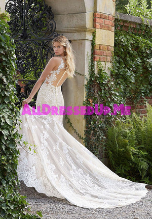 Morilee - Pascha - 2043 - All Dressed Up, Bridal Gown - Morilee - - Wedding Gowns Dresses Chattanooga Hixson Shops Boutiques Tennessee TN Georgia GA MSRP Lowest Prices Sale Discount