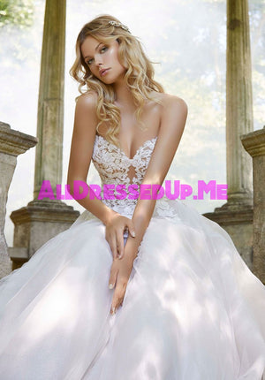 Morilee - Pierette - 2044 - All Dressed Up, Bridal Gown - Morilee - - Wedding Gowns Dresses Chattanooga Hixson Shops Boutiques Tennessee TN Georgia GA MSRP Lowest Prices Sale Discount
