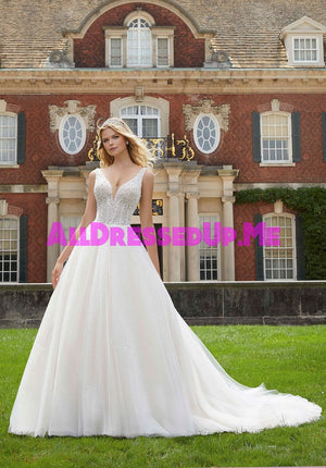 Morilee - Paris - 2045 - All Dressed Up, Bridal Gown - Morilee - - Wedding Gowns Dresses Chattanooga Hixson Shops Boutiques Tennessee TN Georgia GA MSRP Lowest Prices Sale Discount