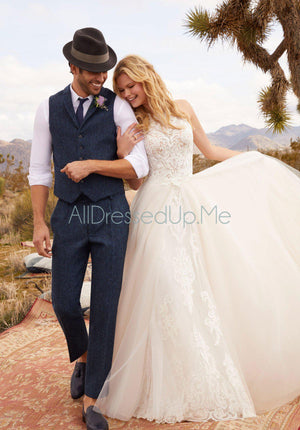 Morilee - Rebecca - 2071 - All Dressed Up, Bridal Gown - Morilee - - Wedding Gowns Dresses Chattanooga Hixson Shops Boutiques Tennessee TN Georgia GA MSRP Lowest Prices Sale Discount