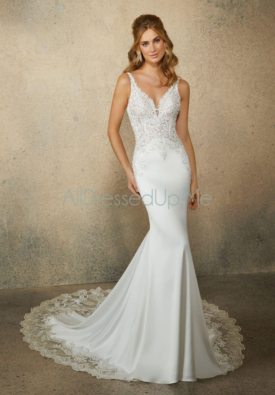 Morilee - Raya - 2072 - All Dressed Up, Bridal Gown - Morilee - - Wedding Gowns Dresses Chattanooga Hixson Shops Boutiques Tennessee TN Georgia GA MSRP Lowest Prices Sale Discount