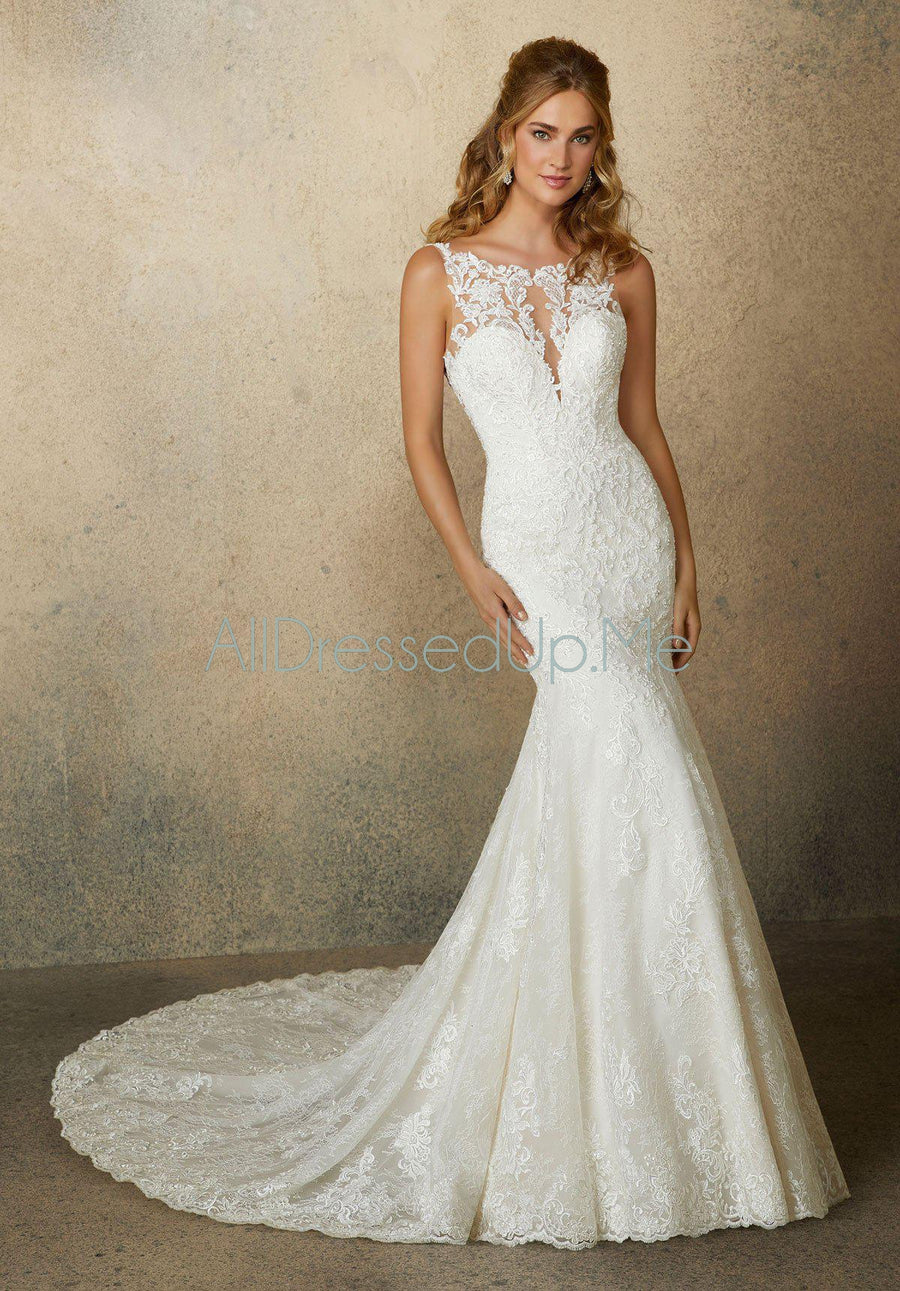 Morilee - Riva - 2077 - All Dressed Up, Bridal Gown - Morilee - - Wedding Gowns Dresses Chattanooga Hixson Shops Boutiques Tennessee TN Georgia GA MSRP Lowest Prices Sale Discount
