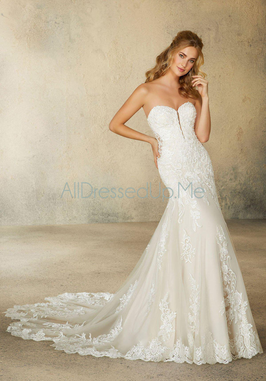 Morilee - Rubina - 2079 - All Dressed Up, Bridal Gown - Morilee - - Wedding Gowns Dresses Chattanooga Hixson Shops Boutiques Tennessee TN Georgia GA MSRP Lowest Prices Sale Discount