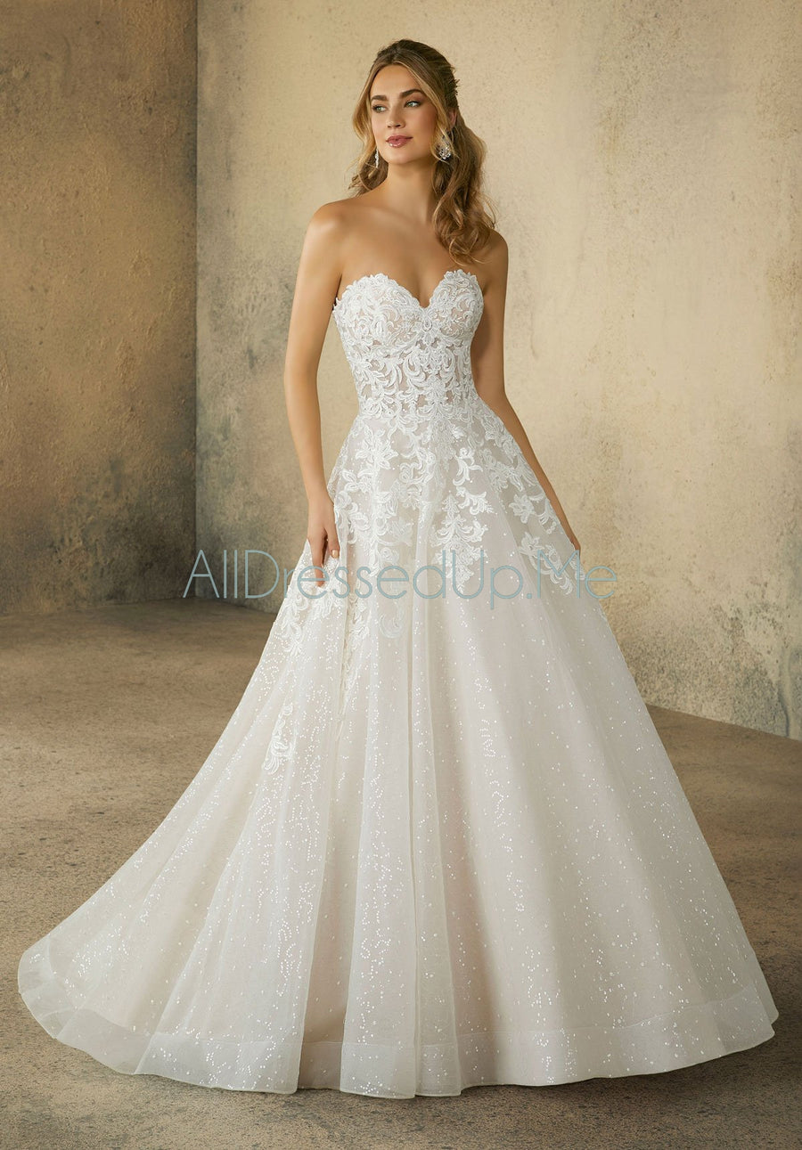 Morilee - Romana - 2087 - All Dressed Up, Bridal Gown - Morilee - - Wedding Gowns Dresses Chattanooga Hixson Shops Boutiques Tennessee TN Georgia GA MSRP Lowest Prices Sale Discount
