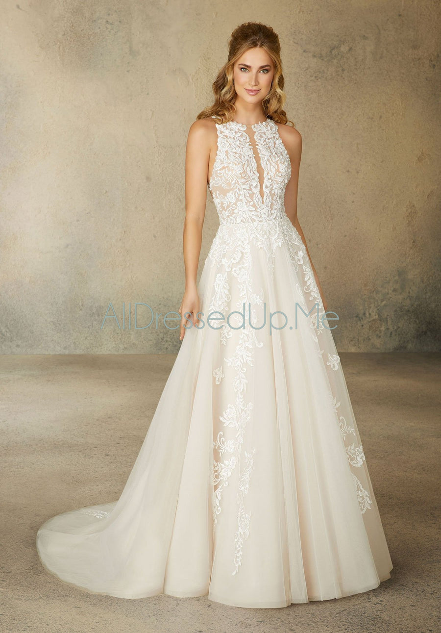 Morilee - Ruth - 2088 - All Dressed Up, Bridal Gown - Morilee - - Wedding Gowns Dresses Chattanooga Hixson Shops Boutiques Tennessee TN Georgia GA MSRP Lowest Prices Sale Discount