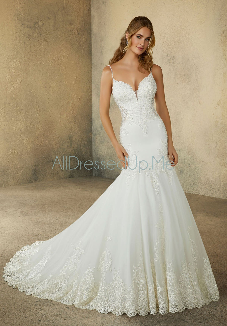 Morilee - Roksana - 2091 - All Dressed Up, Bridal Gown - Morilee - - Wedding Gowns Dresses Chattanooga Hixson Shops Boutiques Tennessee TN Georgia GA MSRP Lowest Prices Sale Discount