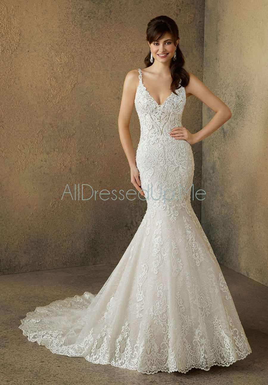 Morilee - Renee - 2093 - All Dressed Up, Bridal Gown - Morilee - - Wedding Gowns Dresses Chattanooga Hixson Shops Boutiques Tennessee TN Georgia GA MSRP Lowest Prices Sale Discount